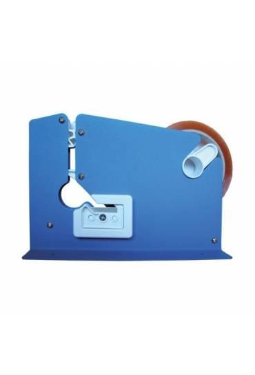 Precintadora de bolsas azul