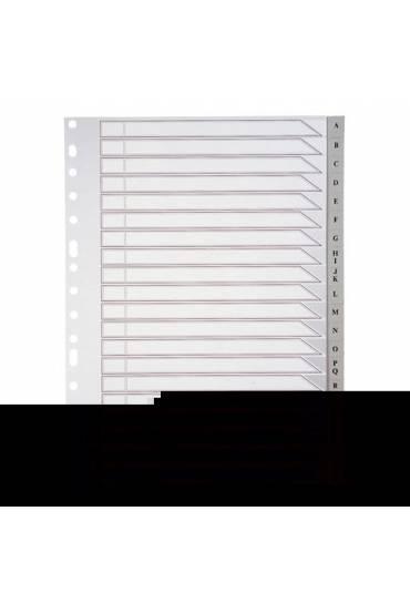 Juego 20 separadores PP A-Z folio vertical