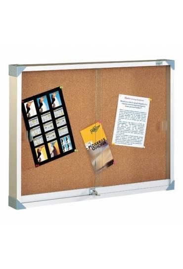 Vitrina interior puerta  cristal Faibo 90x120