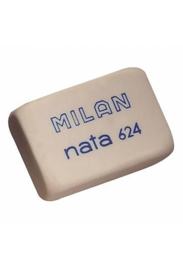 Goma de borrar Milan 624