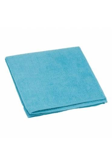 Pack 5 bayetas gamuzas microfibra azul