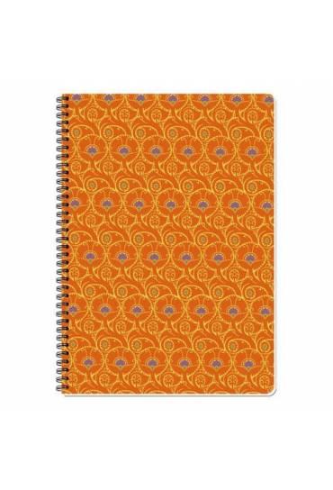 Cuaderno 8 Colores A5 200h con espiral