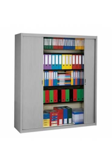 Armario persiana desmontable 200x180 color alumini