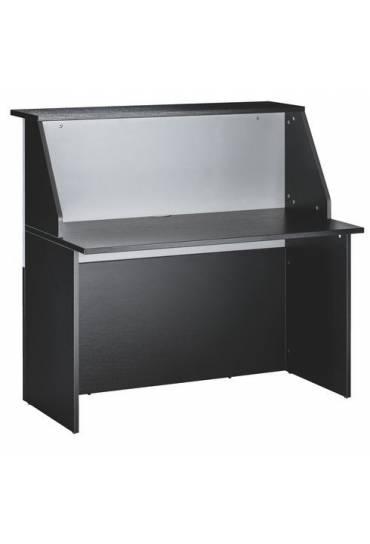 Mostrador twiny alto 120 cm negro
