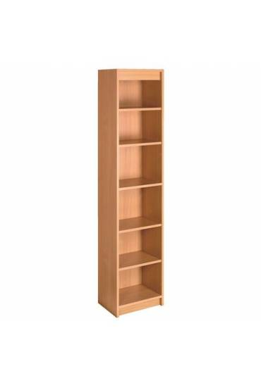 Estanteria alta 200x45 Book Case Plus cerezo