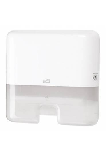 Dispensador secamanos Tork h2 mini blanco