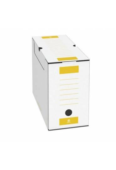 Archivo definitivo A4 lomo 10cm JMB amarillo