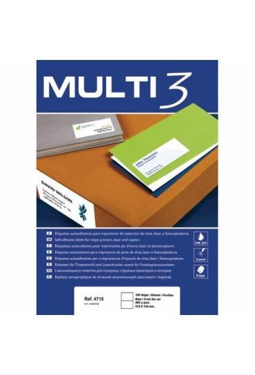 Etiquetas multifuncion Multi3 175x135 caja 100h