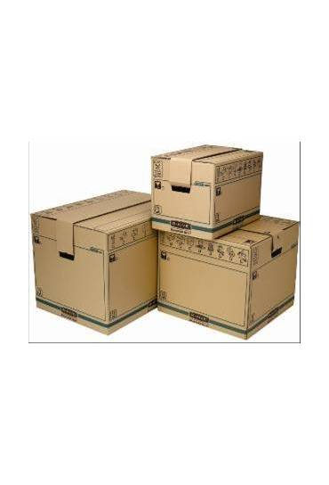 Caja mudanzas Smoothmove 60,9x45,7x47,7  Fellowes