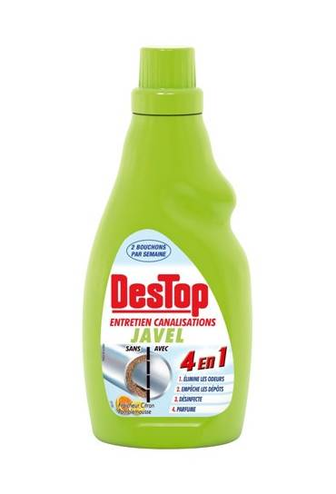 Gel Destop lejía 4 en 1  - 750 ml