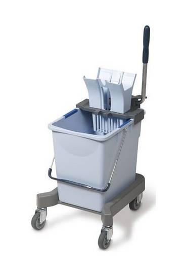 Cubo de fregar con utensilios ultraspeed 25 litros