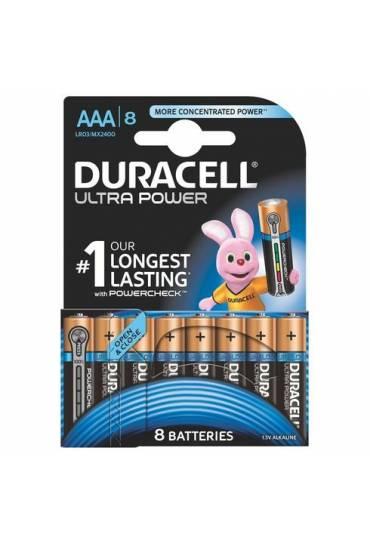 Blister 8 pilas aaa ultra power Duracell