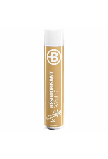 Ambientador spray 750 Ml Bruneau vainilla
