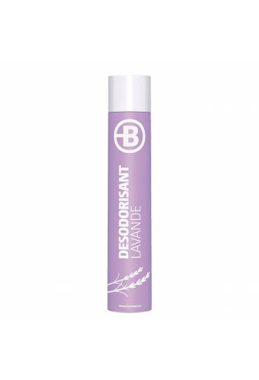 Ambientador spray 750 Ml Bruneau lavanda