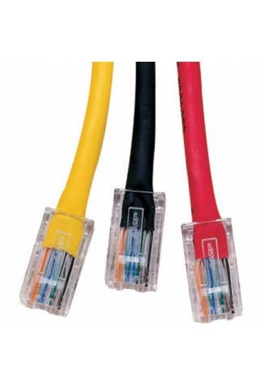 Cable RJ45 3 metros Rojo
