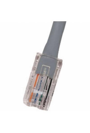 Cable RJ45 0,5 metros Gris