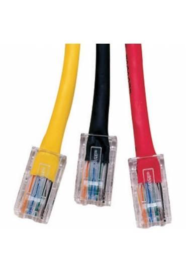 Cable RJ45 0,5 metros Amarillo