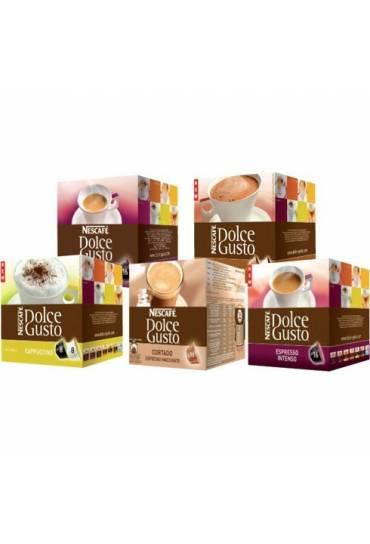 Nescafé Dolce gusto descafeinado caja 16 capsulas