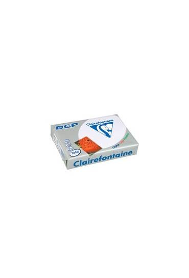 Papel Clairfontaine DCP A3 100g 500 hojas