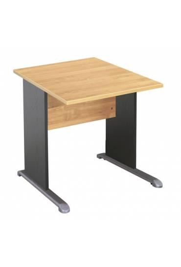 Mesa Start Plus Aliso 80x80 patas madera L
