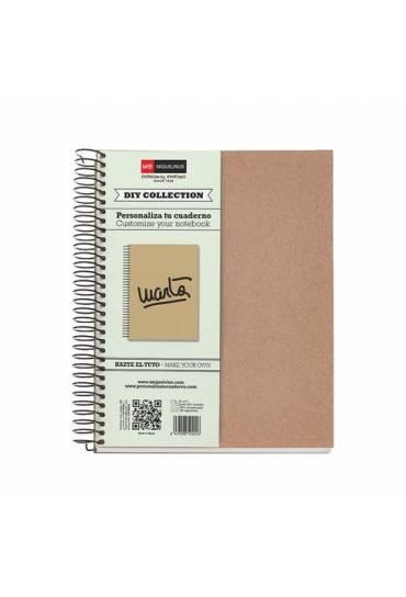 Cuaderno reciclado Miquel Rius A5