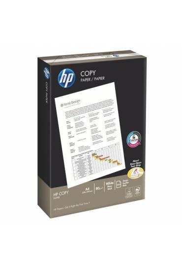 Papel HP copy A4 80 gramos 500 hojas