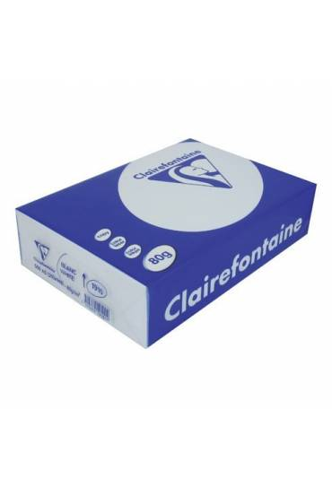 Papel Clairefontaine Clairalfa A5 80g 500 hojas