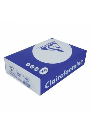 Papel Clairfontaine Clairalfa A5 80g Paquete de 50