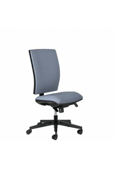 Silla oficina Activ  tejido gris