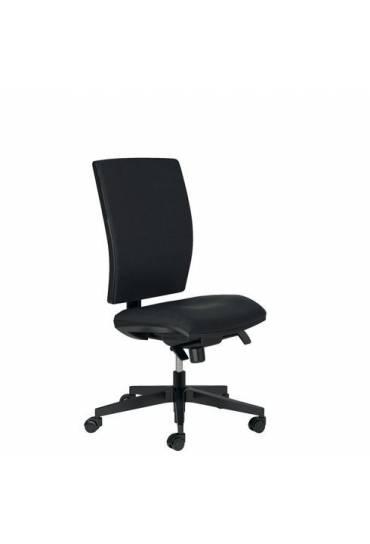 Silla oficina Activ  tejido negro