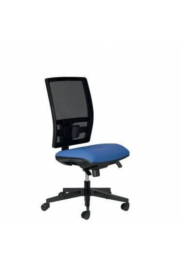 Silla oficina Activ  malla azul