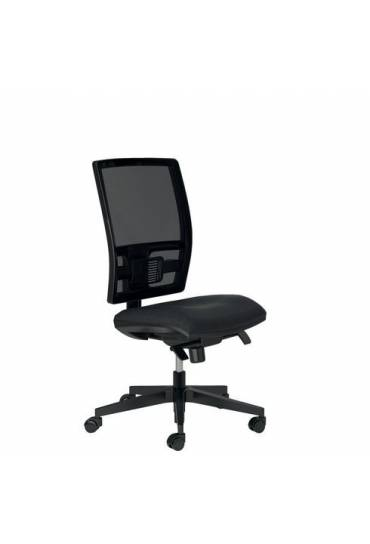 Silla oficina Activ  malla negro