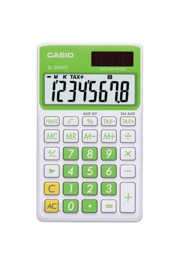 Calculadora basica verde
