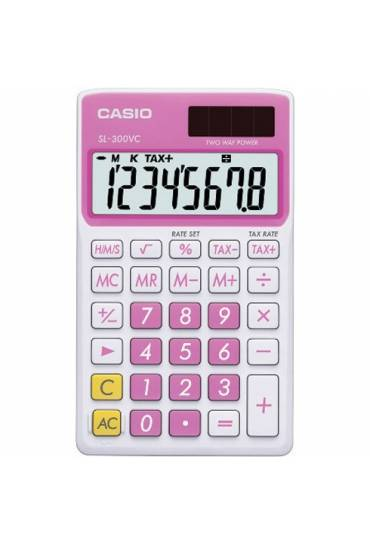 Calculadora basica rosa