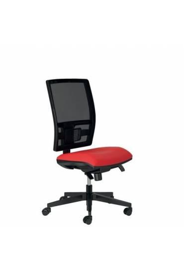 Silla oficina Activ  malla rojo