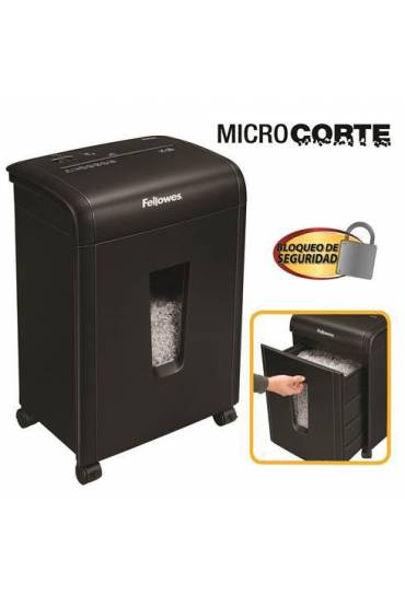 Destructora Fellowes microcorte 62 MC
