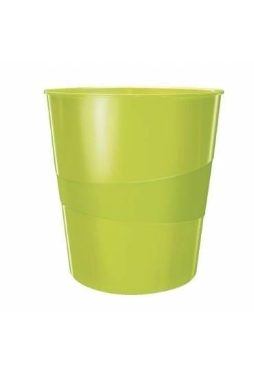 Papelera Leitz wow  verde