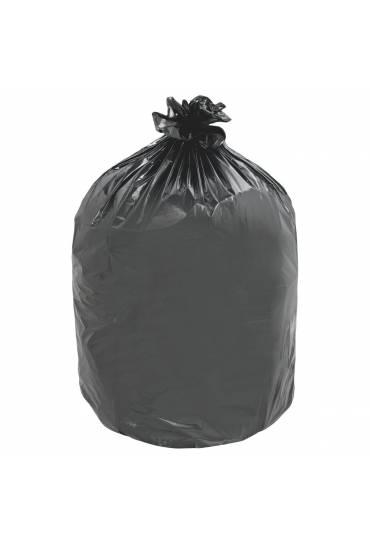 Bolsas basura 130 litros grises paquete 200
