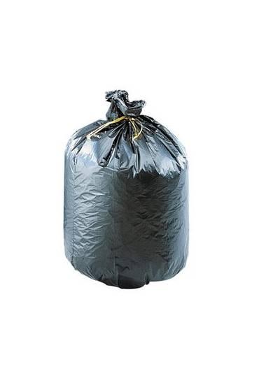 Bolsas basura 30 litros grises paquete 1000