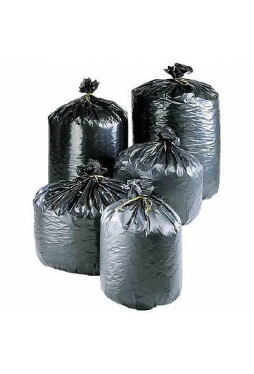 Bolsas basura negras eco 50 l 500 unidades