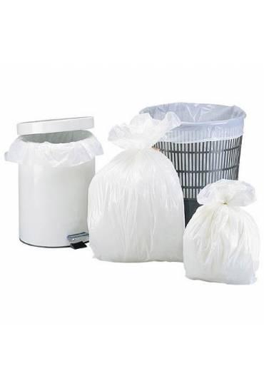 Bolsas basura blancas 20 l 500 unidades