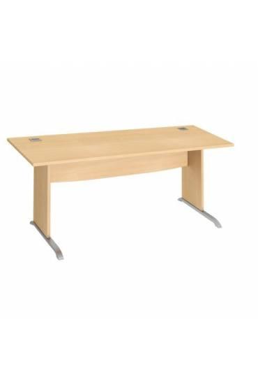 Mesa 180cm patas L madera haya excellens