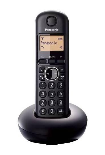 Telefono panasonic kxt gb210 negro