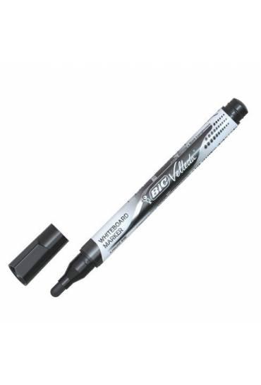 Rotulador pizarra blanca bic tinta liquida negro