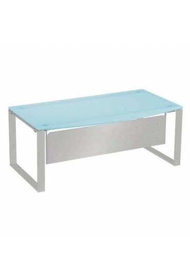 Panel fondo mesa manager aluminio Krystal