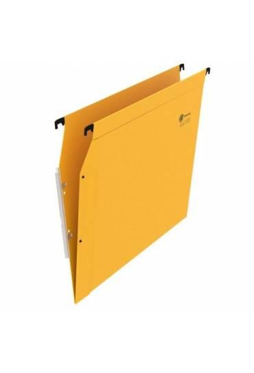 Carpeta colgante A4 armario amarillas JMB 25 unds