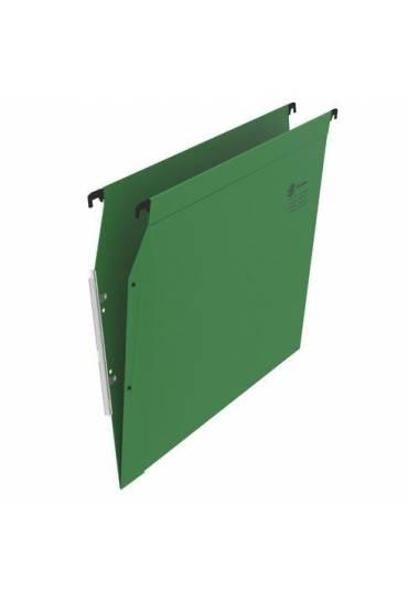 Carpeta colgante A4 armario verde  JMB 25 unds