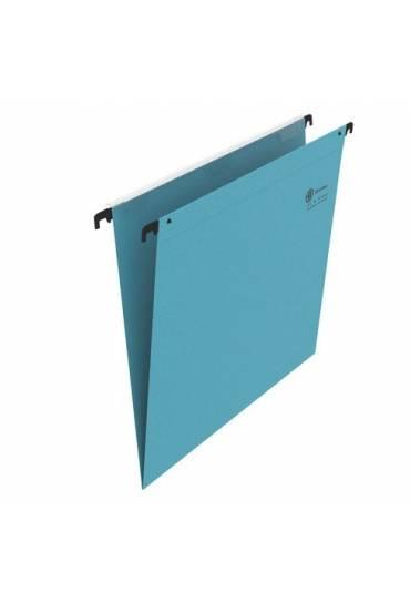 Carpeta colgante  A4 cajon JMB 25 unds azul