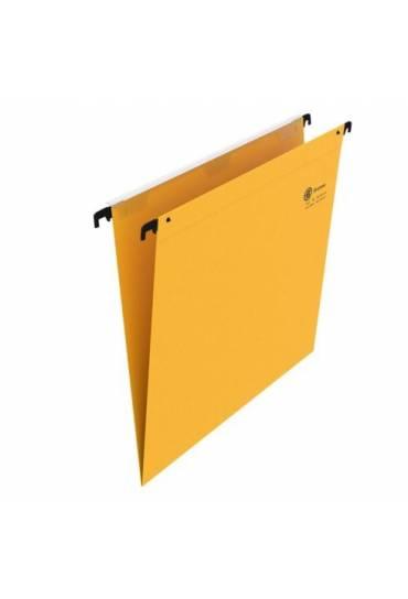 Carpeta colgante  A4 cajon JMB 25 unds amarilla