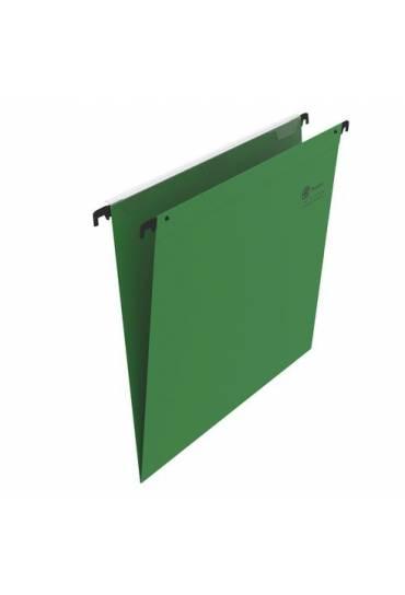 Carpeta colgante  A4 cajon JMB 25 unds  verde